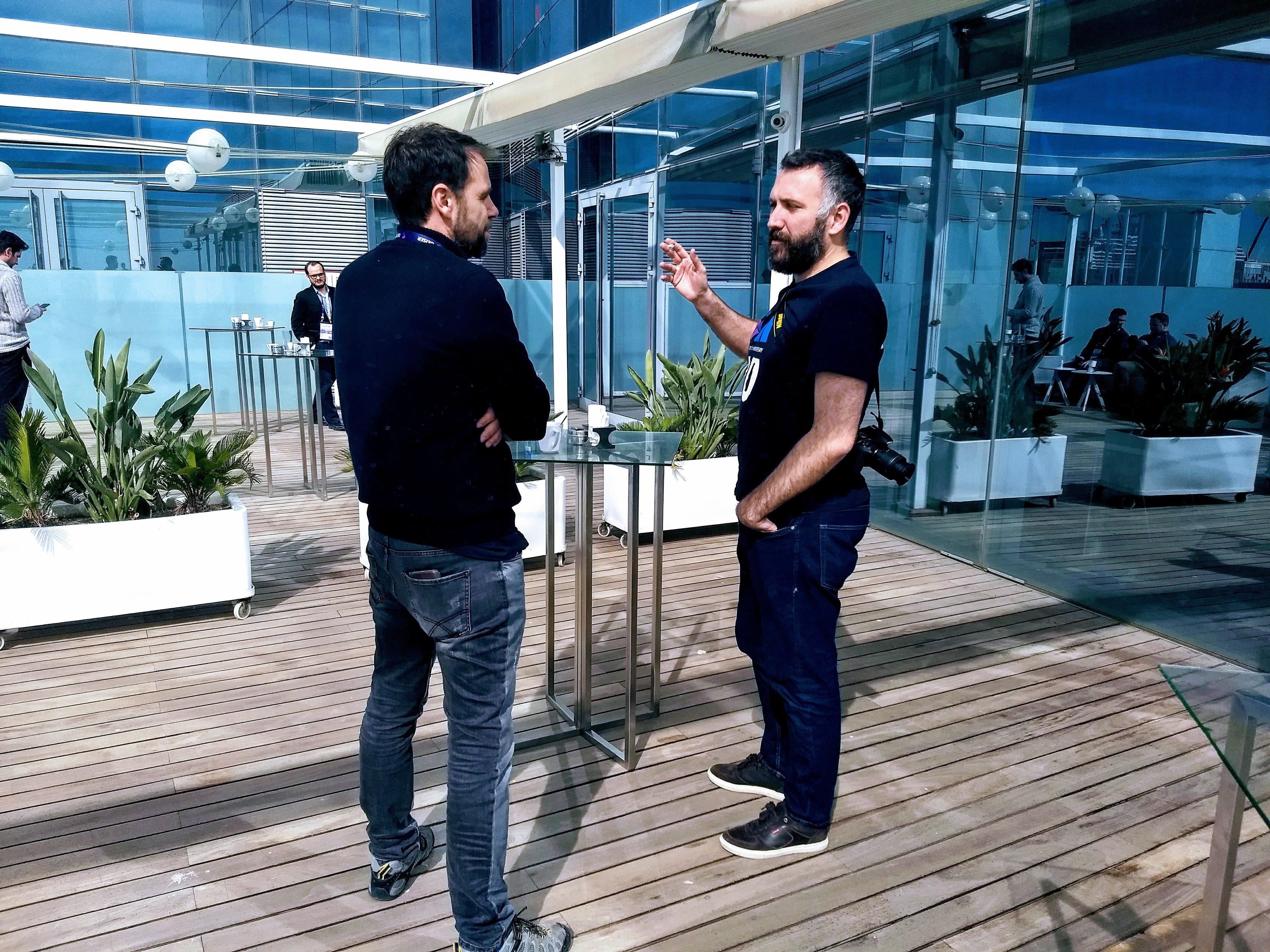 Jira Service Desk de Atlassian el tema de conversación principal del DEISER TOUR.