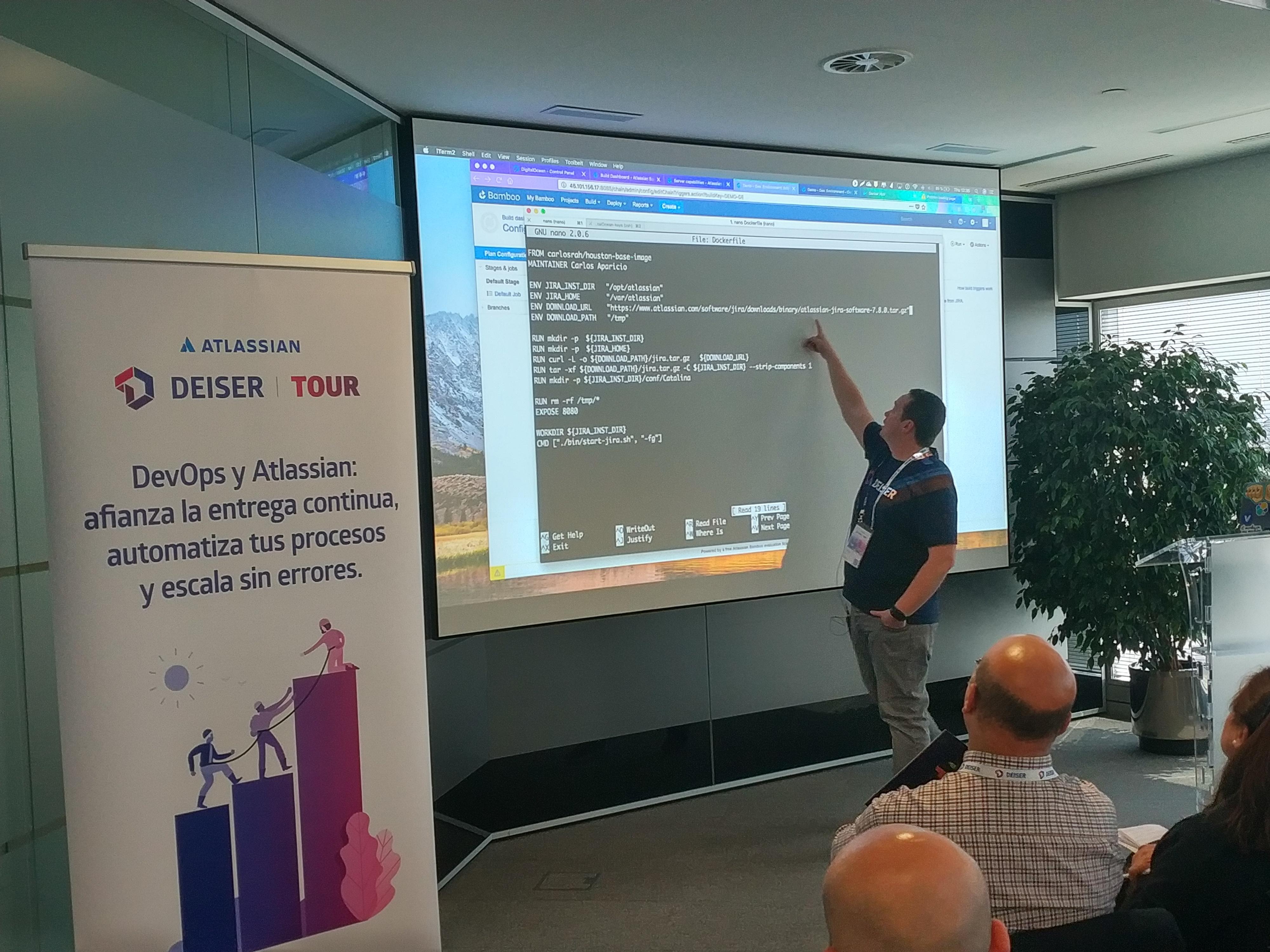 DevOps en códigos, desde la visión experta de Charlie experto certificado por Atlassian.