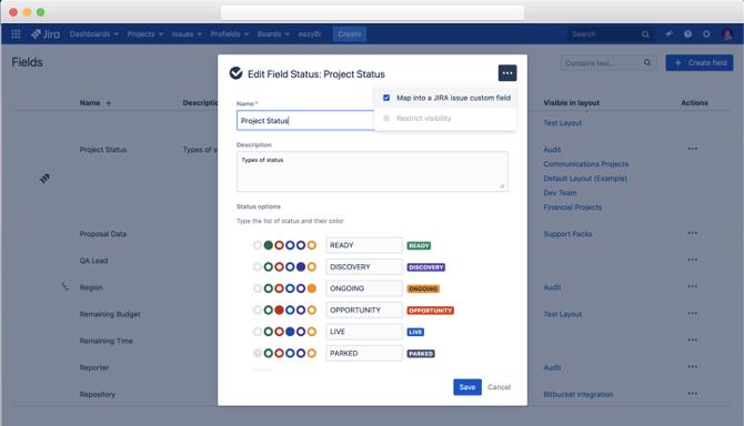 ¿Cómo crear un campo de proyecto de tipo Status con Profields? Aprende a organizar tus proyectos mejor.