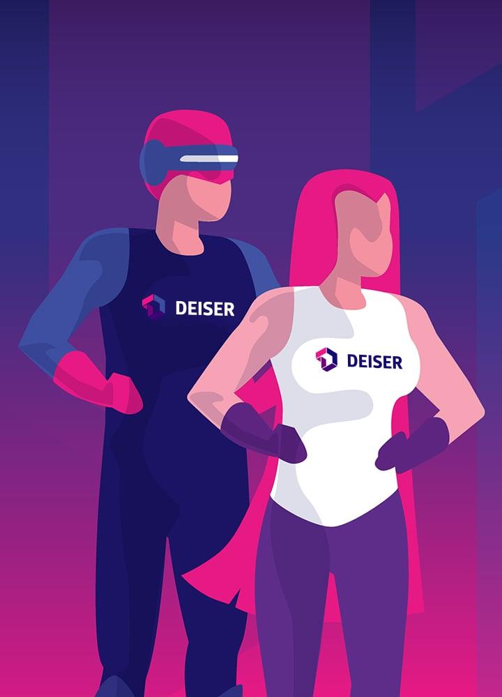 Contacta a DEISER, Atlassian Platinum Solution Partners de Atlassian