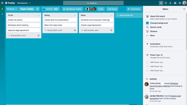 Trello-gestion-de-proyectos-DEISER-Atlassian