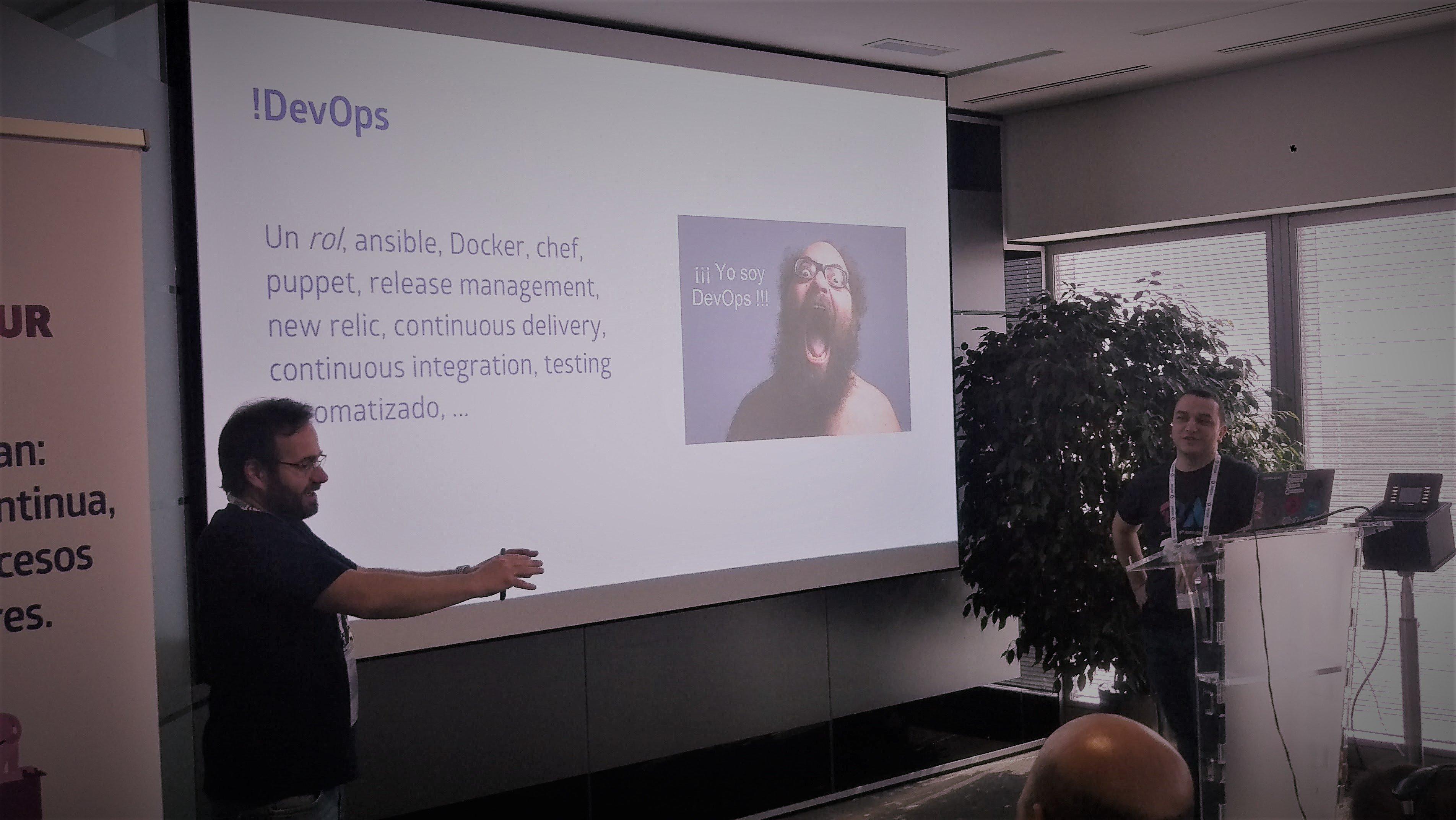 Luis Fraile explica qué es la metodología DevOps