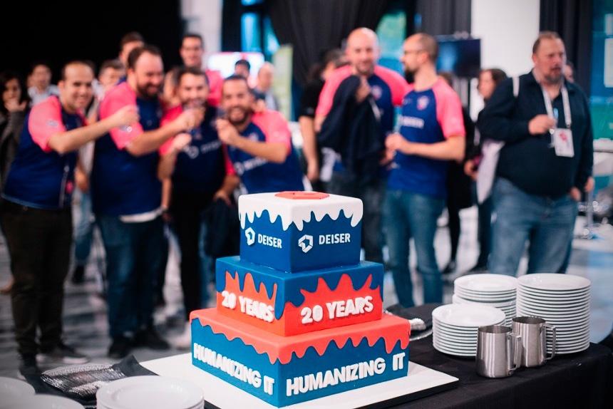 DEISER celebró 20 años en los DEISER Enterprise Days 2018