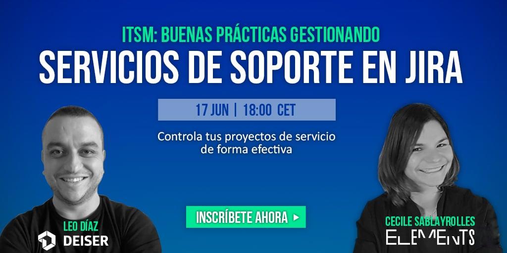 IISM en español: Buenas prácticas gestionando servicios de soporte en Jira