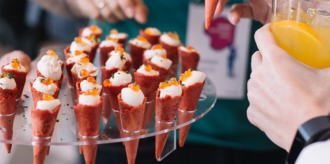 Artigot Catering en los DEISER Enterprise Days 2018