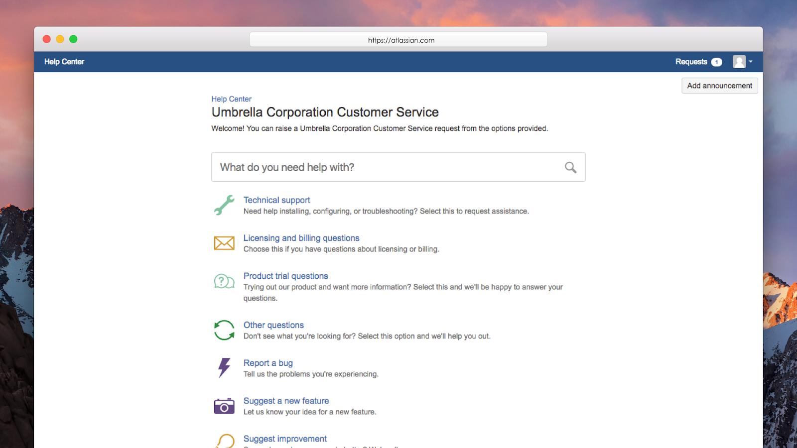 Jira Service Desk | El Service Desk de Atlassian