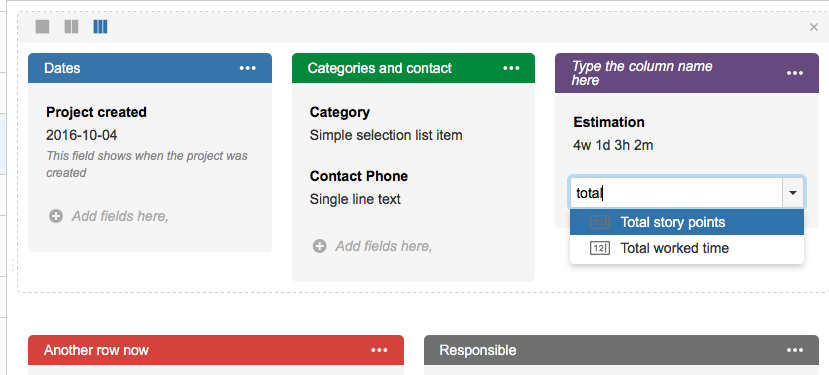 editing current layouts in jira at project level with profields