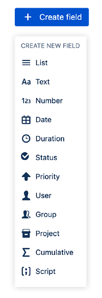 How to create project custom fields in Jira with Ptofields