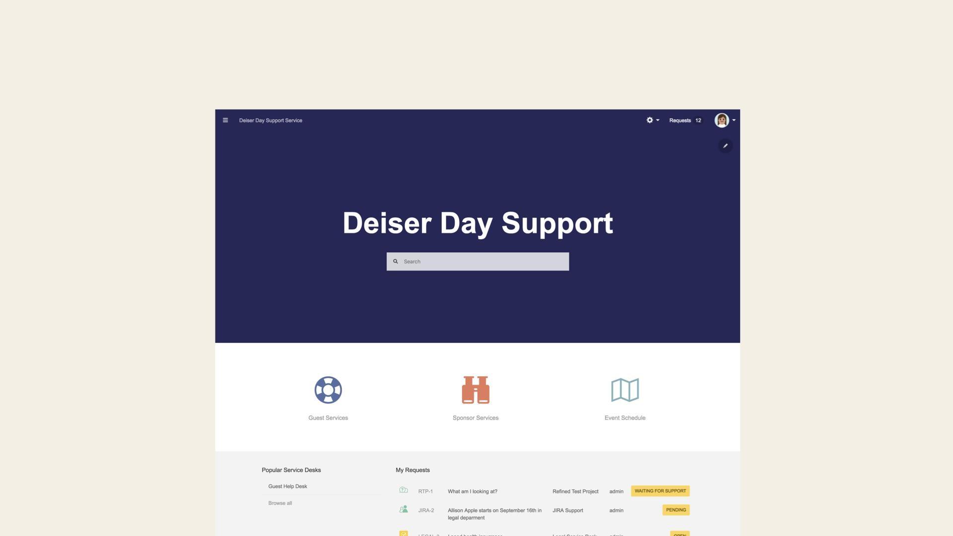 Refined ofrece una alta personalización del helpdesk de Atlassian