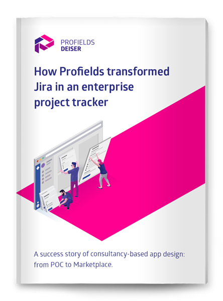 How to tranform Jira into a project tracker
