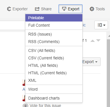 7 ways to export issues from Jira