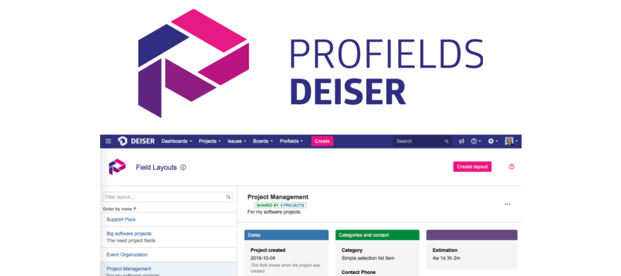 Calculated fields at project level in Jira with Profields